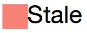 Icon next to title case text