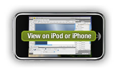 View on iPod or iPhone