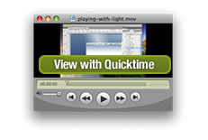 View with Quicktime